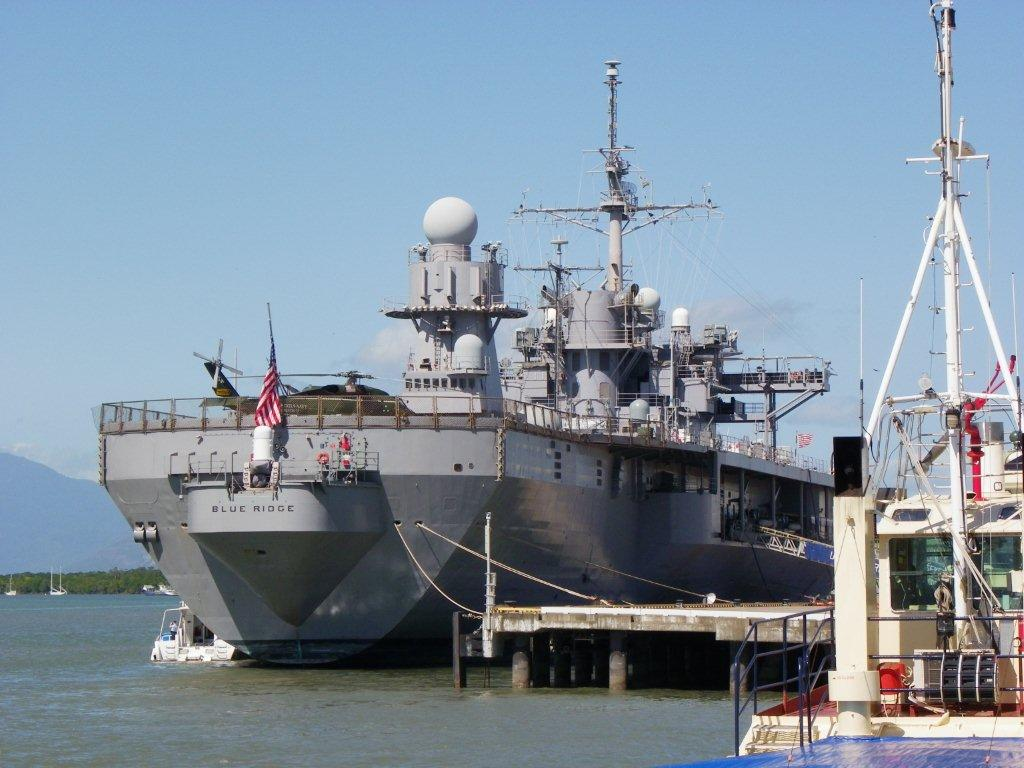 American Navy Ship in Cairns (11)